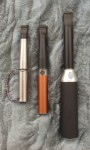 Kanger Horizontal Coils auf Keyring, eGo 650er, 18650er-Mod